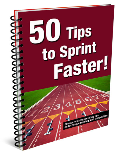 Tips to Sprint Faster